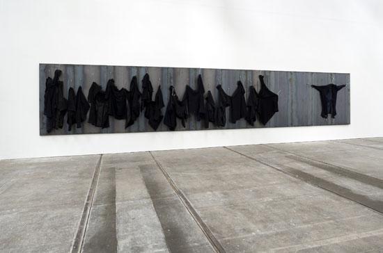 14 Yannis KounellisInstallation