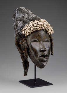 2 West African Mask