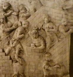 1 Roman relief