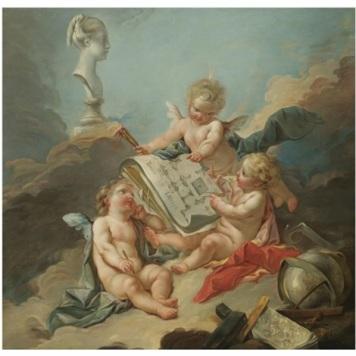 15 Boucher Allegory
