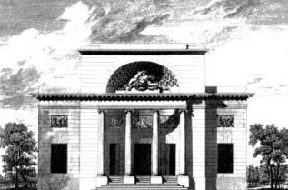 16 Ledoux Hôtel de Mlle Guimard