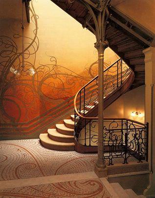 18 Victor Horta Tassel House