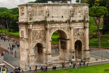 7 Constantine Arch
